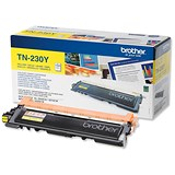 Brother TN230Y Yellow Laser Toner Cartridge