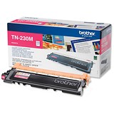 Image of Brother TN230M Magenta Laser Toner Cartridge