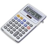 Image of Sharp Calculator Tax Desktop Battery/Solar-power 10 Digit 108x170x15mm Ref EL334FB