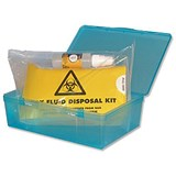 Image of Wallace Cameron Body Fluid Disposal Kit Piccolo - Anti-Cross Infection Refill