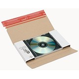 Image of CD Mailer / DL / 225x125x12mm / Pack of 50