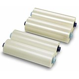 Image of GBC Laminating Film Roll / For Ultima 35 / 125 Micron / 305mmx60m / Pack of 2