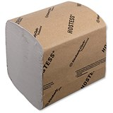 Hostess Recycled and Biodegradable Toilet Tissue - 36 Sleeves of 520 Sheets