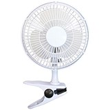 Image of Clip-On Desk 2-Speed Fan