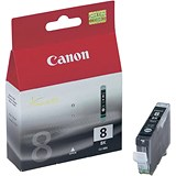 Image of Canon CLI-8 Photo Black Inkjet Cartridge