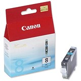 Image of Canon CLI-8 Photo Cyan Inkjet Cartridge