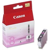 Image of Canon CLI-8 Photo Magenta Inkjet Cartridge