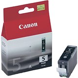 Image of Canon PGI-5BK Black Inkjet Cartridge
