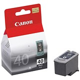 Image of Canon PG-40 Black Inkjet Cartridge