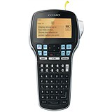 Image of Dymo LabelManager 420P Compact Label Maker 4-Line Display ABC 10 Styles 7 Type-sizes D1 Ref S0915490