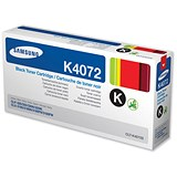 Image of Samsung CLT-K4072S Black Laser Toner Cartridge