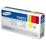 Image of Samsung CLT-Y4072S Yellow Laser Toner Cartridge