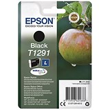 Epson T1291 Black DURABrite Inkjet Cartridge