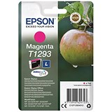 Image of Epson T1293 Magenta DURABrite Inkjet Cartridge