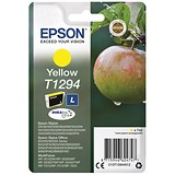 Epson T1294 Yellow DURABrite Inkjet Cartridge