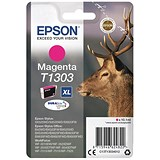 Image of Epson T1303 XL Magenta DURABrite Inkjet Cartridge