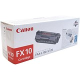Image of Canon FX10 Black Fax Laser Toner Cartridge