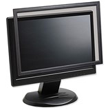 Image of 3M Privacy Screen / Protection Filter / Anti-Glare / Framed / Desktop / Widescreen LCD / 22 inch
