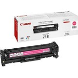 Image of Canon 718 Magenta Laser Toner Cartridge