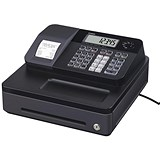 Image of Casio Cash Register 7 Segment x 8 Digit 12 Plus 24 Dept Ref SE-G1SD