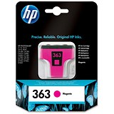 Image of HP 363 Magenta Ink Cartridge