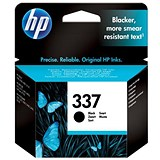 HP 337 Black Ink Cartridge