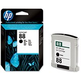 Image of HP 88 Black Ink Cartridge