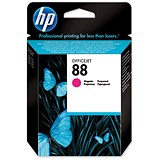 Image of HP 88 Magenta Ink Cartridge
