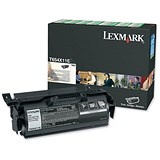 Lexmark T654X11E Extra High Yield Black Laser Toner Cartridge