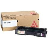 Image of Kyocera TK-150M Magenta Laser Toner Cartridge