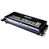 Image of Dell 3110cn/3115cn Black Laser Toner Cartridge