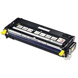Image of Dell 3110cn/3115cn Yellow Laser Toner Cartridge