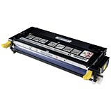 Image of Dell 3110cn/3115cn High Capacity Yellow Laser Toner Cartridge