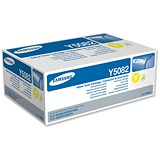 Image of Samsung CLT-Y5082S Yellow Laser Toner Cartridge