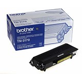 Image of Brother TN3170 Black Laser Toner Cartridge