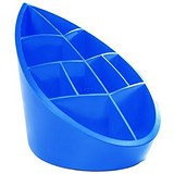 Image of Avery DTR Eco Pen Pot with 10 Compartments / Blue