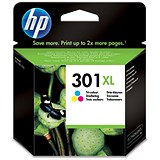 HP 301XL Colour Ink Cartridge