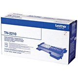 Brother TN2210 Black Laser Toner Cartridge