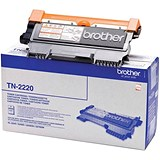 Image of Brother TN2220 Black Laser Toner Cartridge