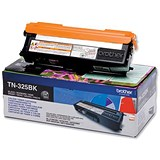 Image of Brother TN325BK Black Laser Toner Cartridge