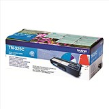 Image of Brother TN325C Cyan Laser Toner Cartridge