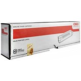 Image of Oki 44643004 Black Laser Toner Cartridge