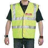 Image of IVG Fire Warden Vest - Extra Large