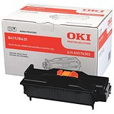 Image of Oki 44574302 Laser Drum Unit