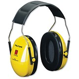 Image of 3M 1435 Optime I Headband Ear Muff Defenders - Medium Noise Reduction 26dB