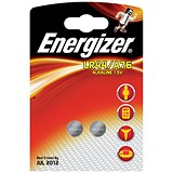 Image of Energizer FSB-2 Alkaline Battery / LR44 / 1.5V / Pack of 2