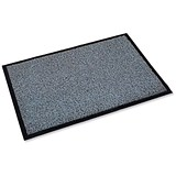 Doortex Heavy Duty Twistermat / 900x1500mm / Grey
