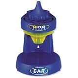 Image of 3M EAR One Touch Dispenser Base - Wall Mounted For Ear Plugs