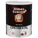 Image of Douwe Egberts Continental Rich Roast Coffee - 750g