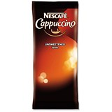 Image of Nescafe Cappuccino Instant Coffee / One Cup Sachets - Pack of 50